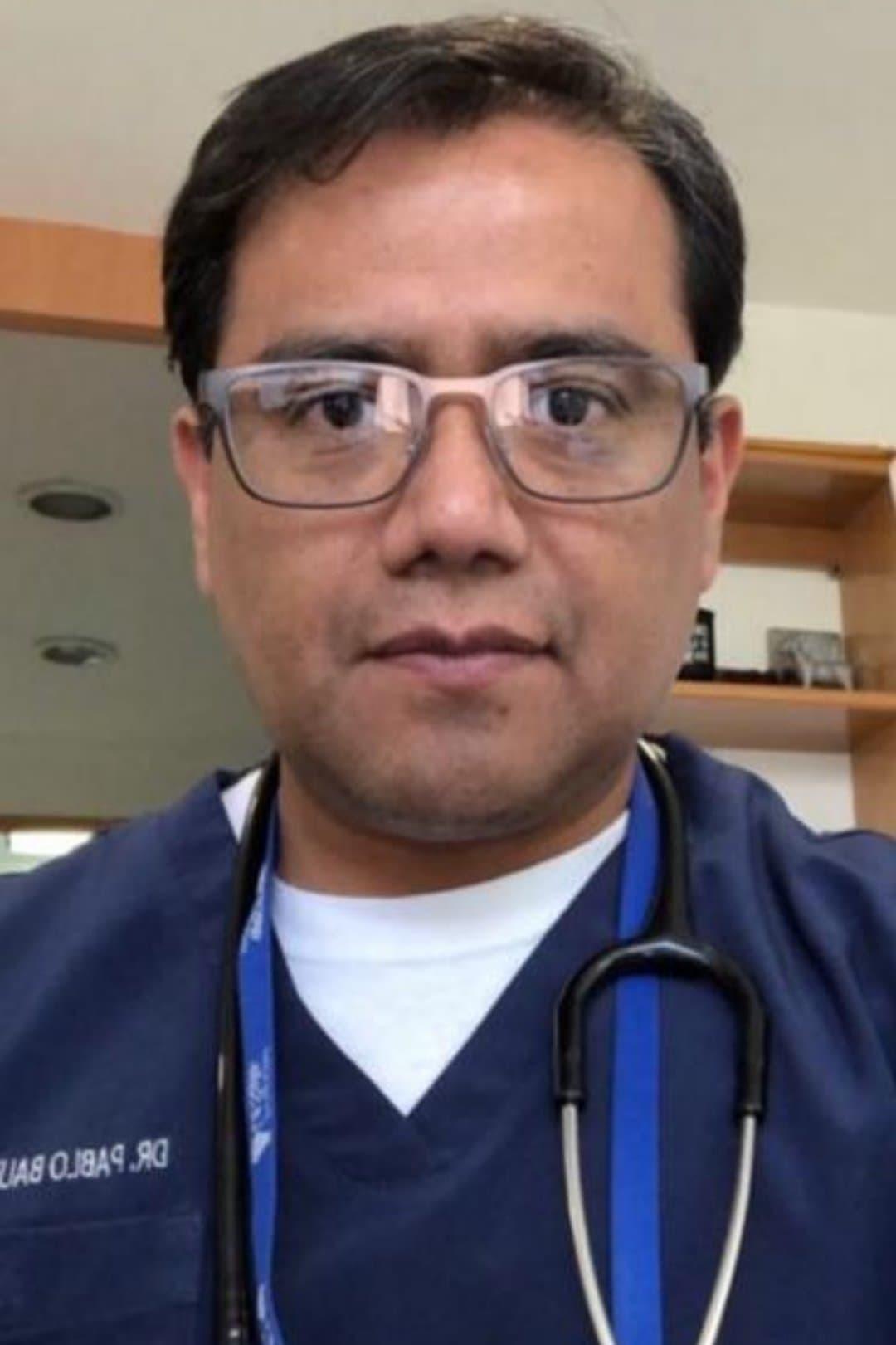Dr. Pablo Benito Bautista García