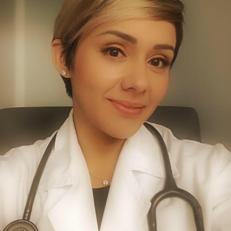 Dra. Ariana Paola Canché Arenas